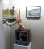 John Wehrle installation view