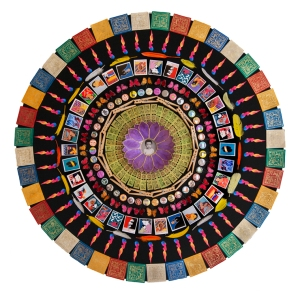 Mandala by NancyHom