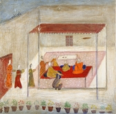 Grand Mas by Salma Arastu
