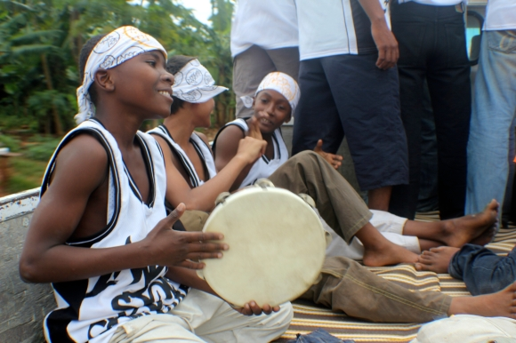 Zanzibar solo