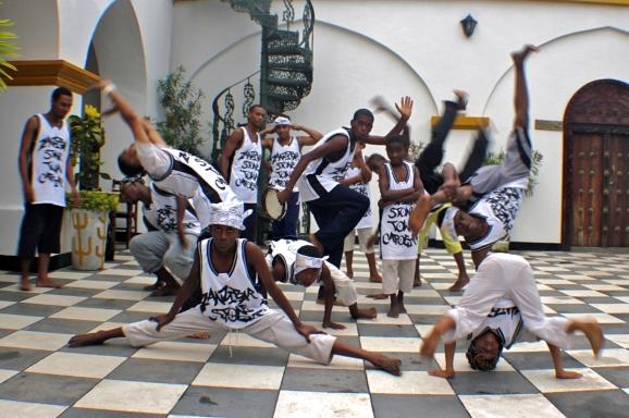 Breakin' in Zanzibar
